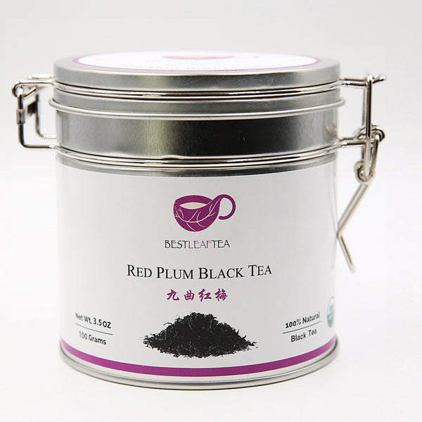 Organic Red Plum Black Tea 九曲红梅