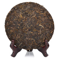puerh raw tea
