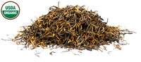 Spring Picked Organic JinJunMei/ Golden Monkey Black Tea