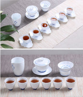 chinese gaiwan tea set