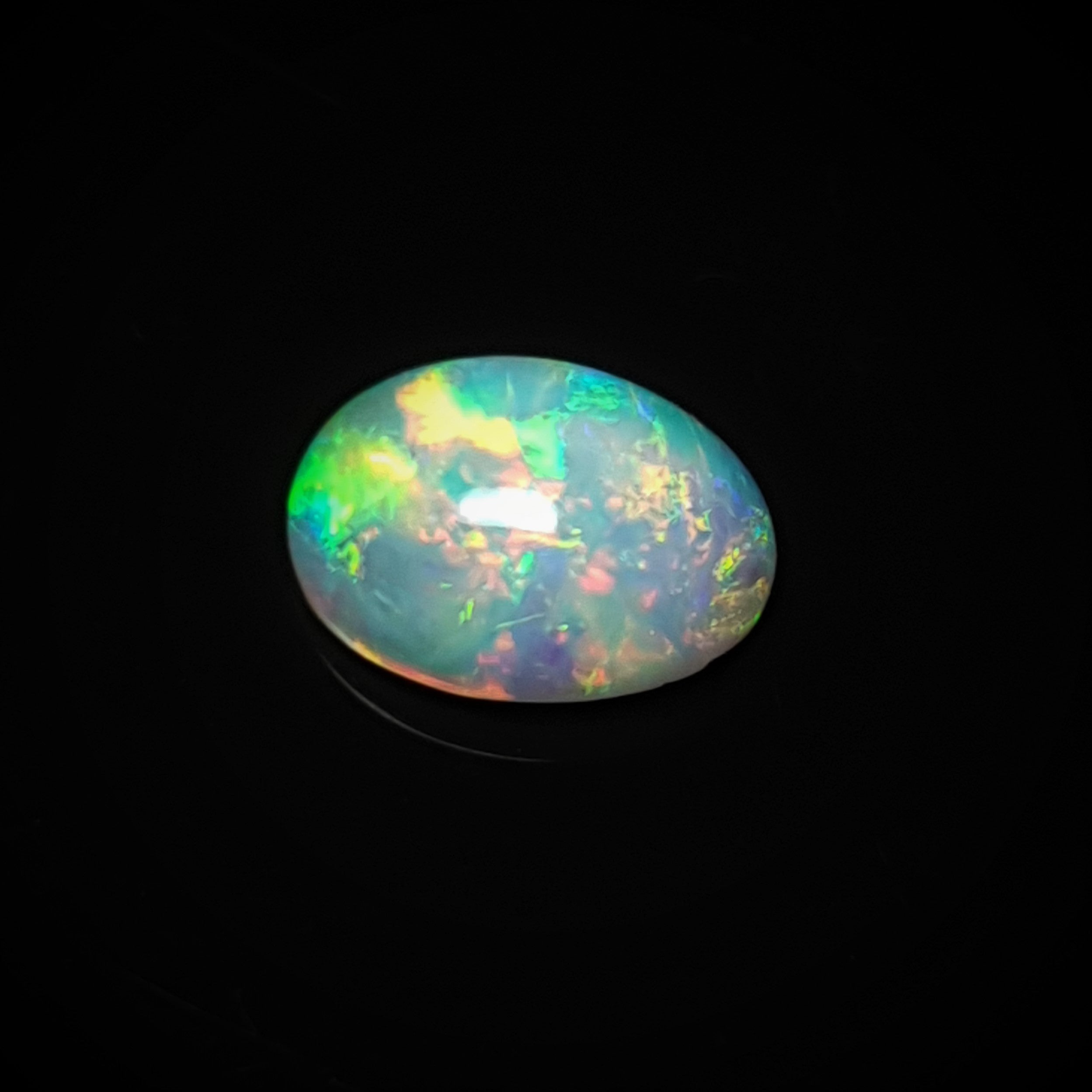 Crystal opal from Coober Pedy 064B