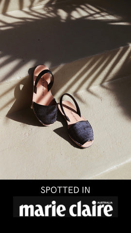 Petit Barcelona seen in marie claire best sandal in australia