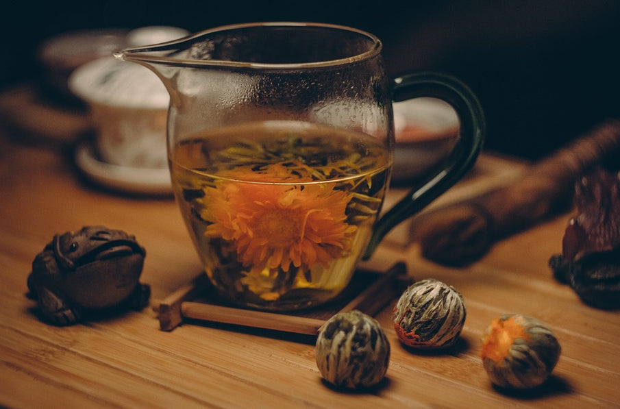 Impress Your Guests: How to Infuse Tea into your Holiday Dinner