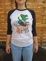 Baseball TEA-REX Shirt (UNISEX)