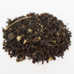 Black Currant flavored black tea