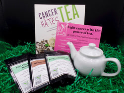 Tea Fights Cancer Box
