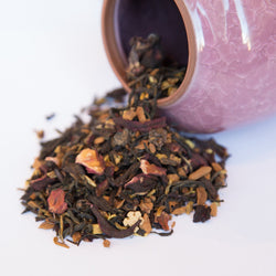 Cinnamon Plum Black tea