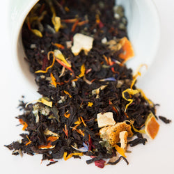 Citrus Berry Flavored Black tea