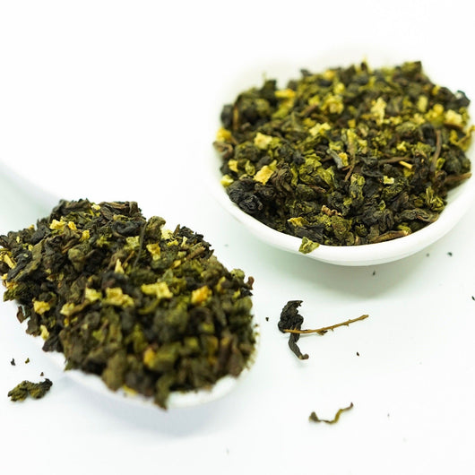 Cucumber Lime Oolong - Fine Tea