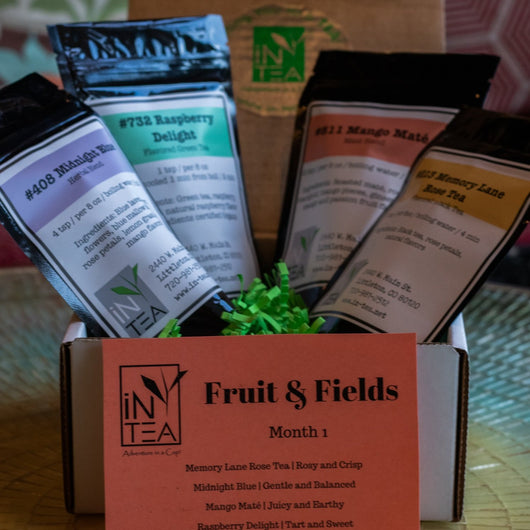 Fruit and Fields Subscription Box