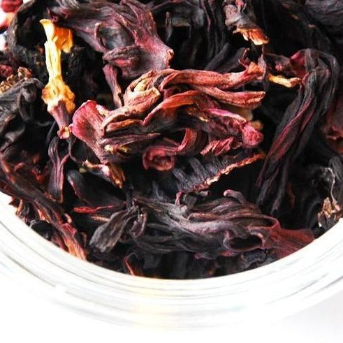 Hibiscus Herbal Tisane - Fine Tea