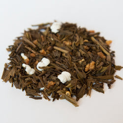 Hoji Gen Mai Cha roasted green tea