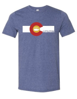 Short Sleeve COLORADO shirt (unisex)