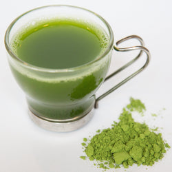 Ceremonial Matcha tea