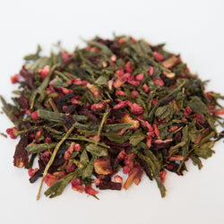 Raspberry Delight Green Tea