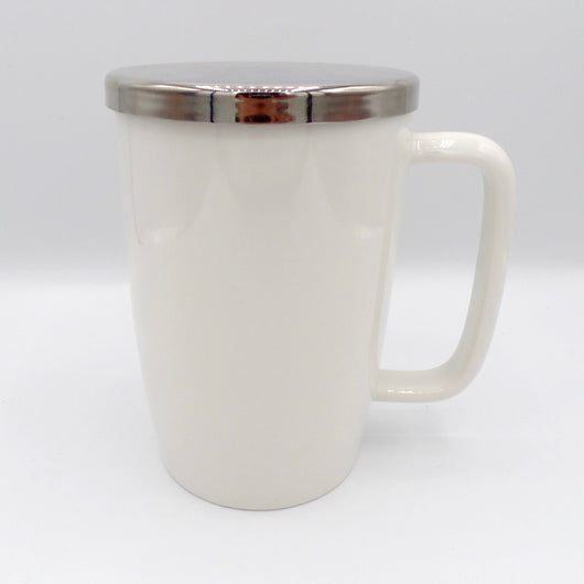 Brew In A Mug White