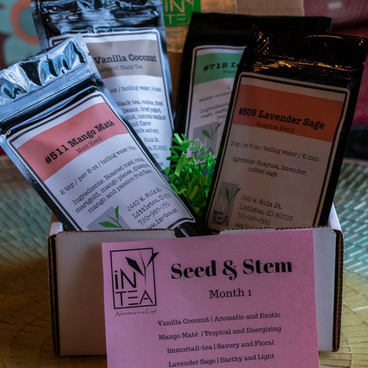 Seed and Stem Subscription Box