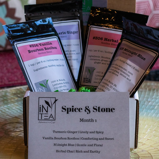 Spice and Stone Subscription Box