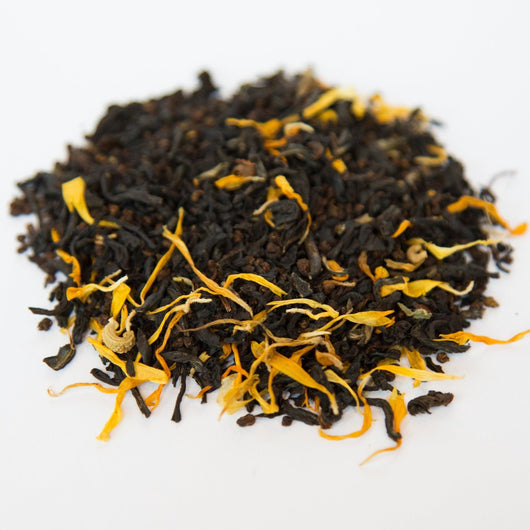 Sunshine Peach Black Tea