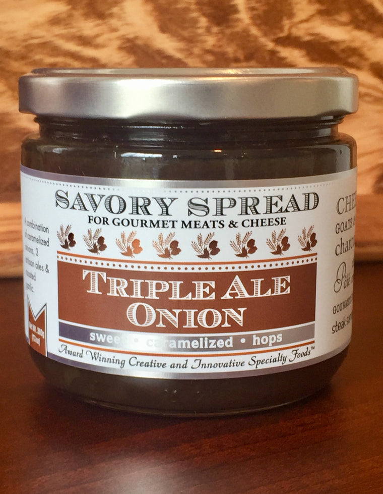 Triple Ale Onion Savory Spread