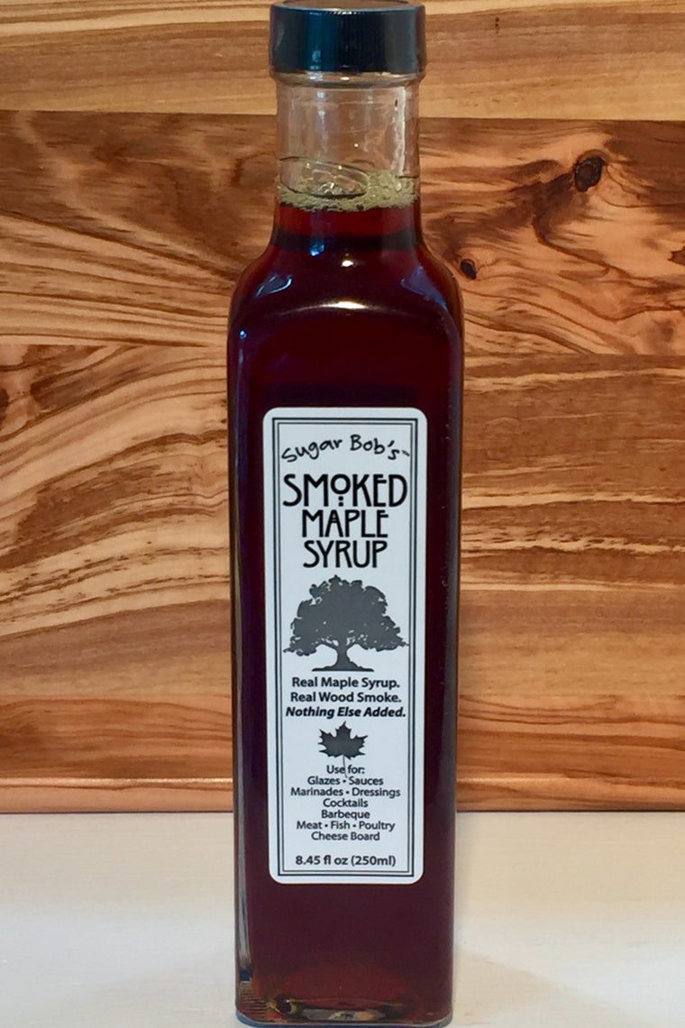 Sugar Bob's Smoked Maple Syrup