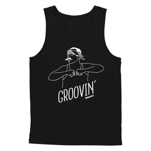 Cholofit Groovin Tank Top