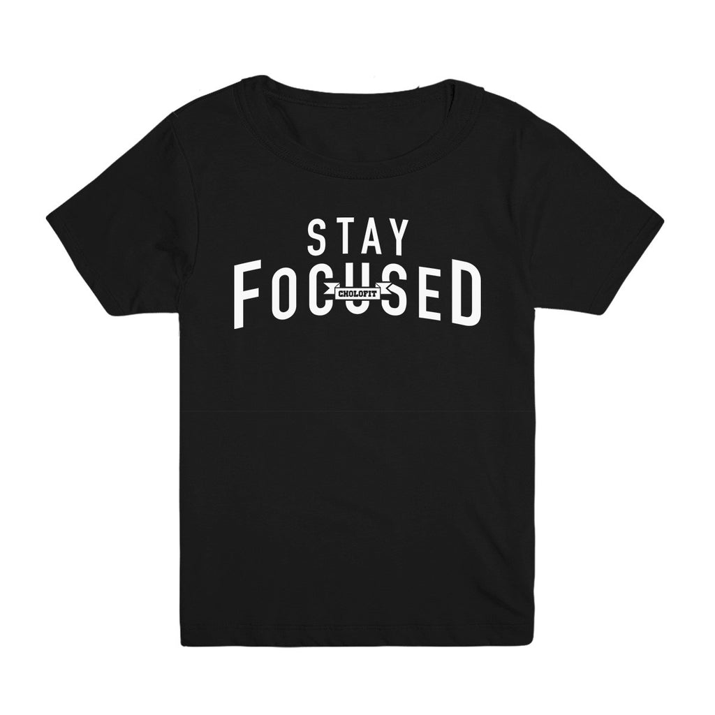 Stay Focused Kid's Tee