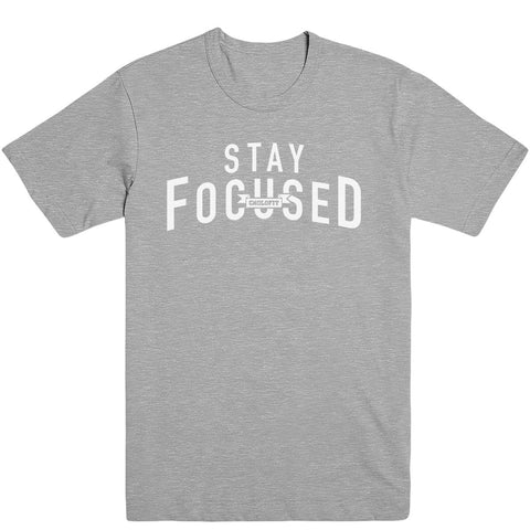 Stay Focused Men's Tee