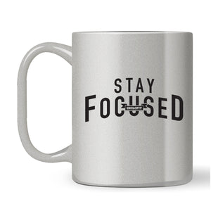Stay Focused Mug
