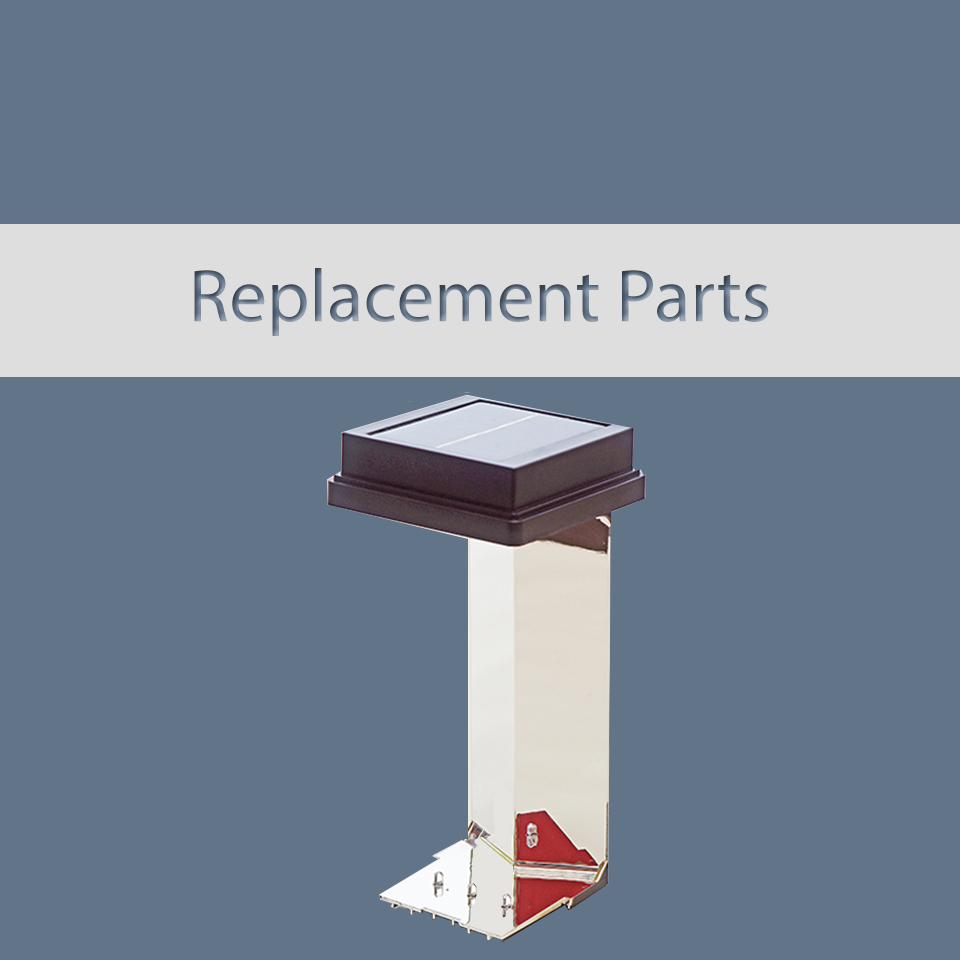 BrightLight Mailbox Replacment Parts