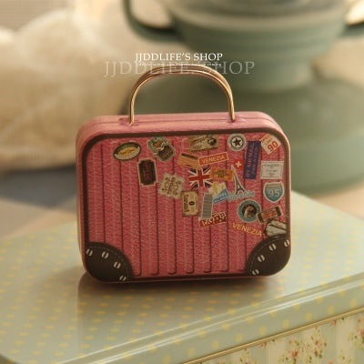 Valise  Rectangulaire Candy Box