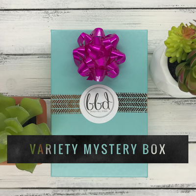 *VARIETY MYSTERY BOX* <br> 11pm EST Launch  <br> (limited supply!)