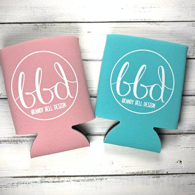 BBD KOOZIE- DOUBLE SIDED