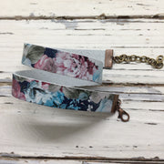 ANGEL - WRAP BRACELET / CHOKER NECKLACE - handmade by Brandy Bell Design || VINTAGE FLORAL