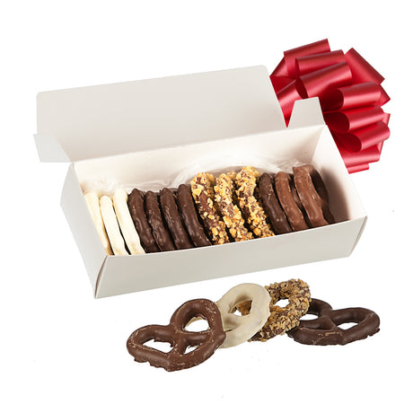 Covered Pretzels - Valentines assortment