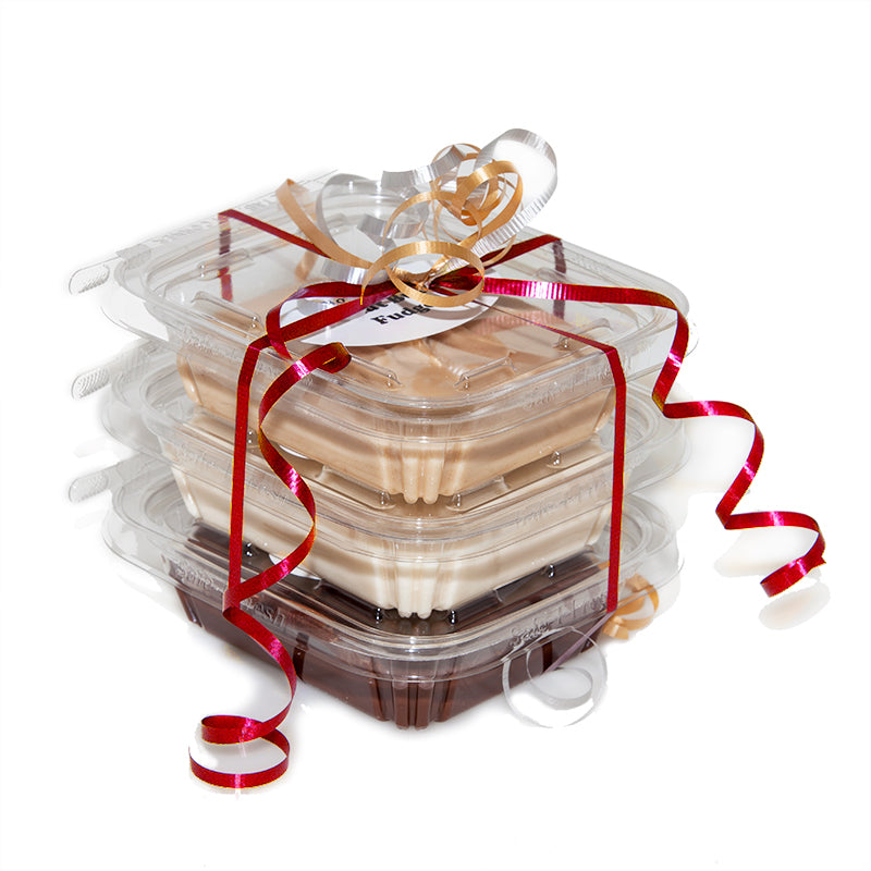 Homemade Fudge Gift Pack