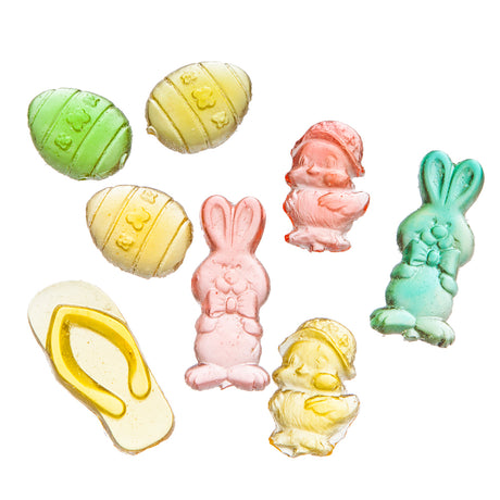 Clear Toy - Easter Collection, No sticks