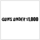 Paintball Guns Under $1,000