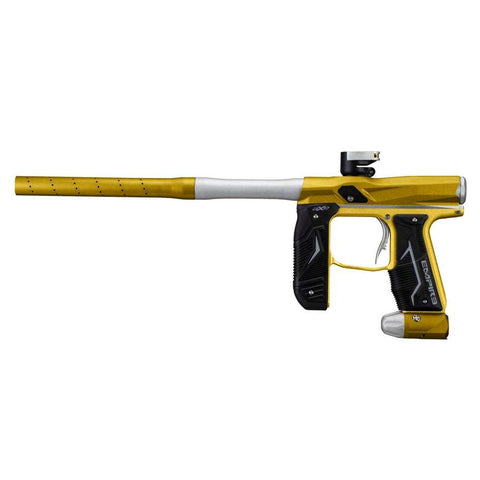Empire Axe 2.0 Paintball Gun - Dust Gold / Silver