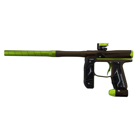 Empire Axe 2.0 Paintball Gun - Dust Brown / Green