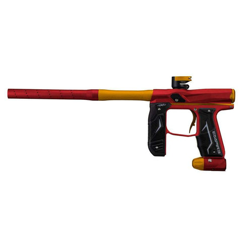 Empire Axe 2.0 Paintball Gun - Dust Red / Orange