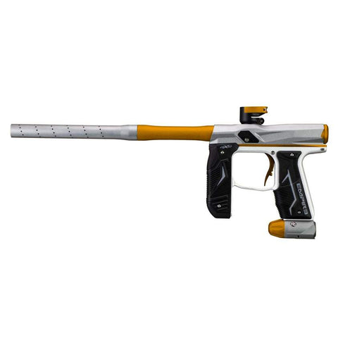Empire Axe 2.0 Paintball Gun - Dust Silver / Gold