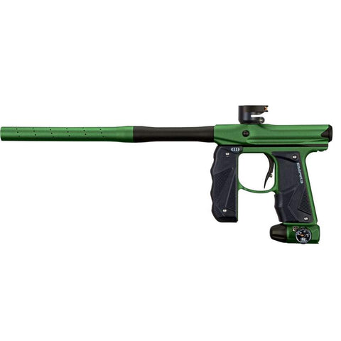 Empire Paintball Mini GS Marker w/ 2 Piece Barrel - Dust Green / Brown