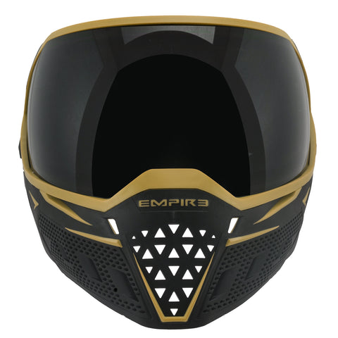Empire EVS Goggle - Black / Gold