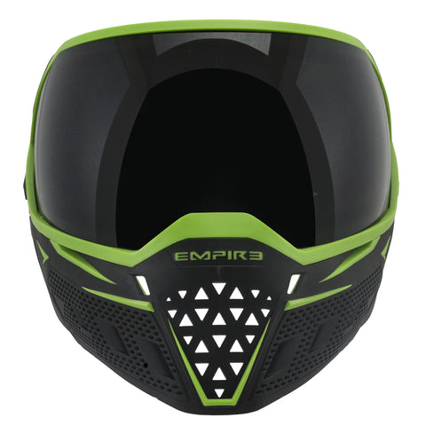 Empire EVS Goggle - Black / Lime