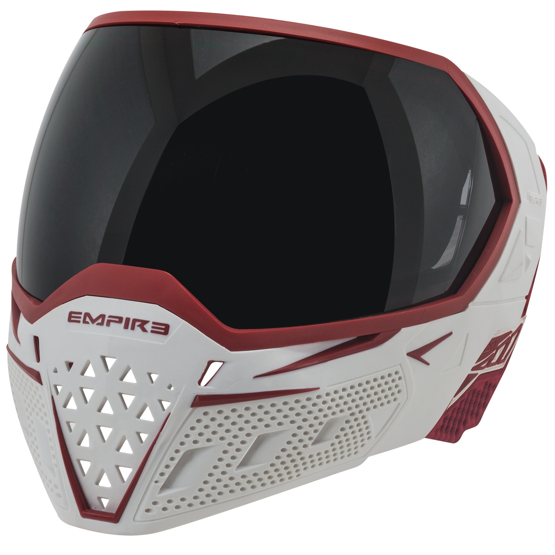 Empire EVS Goggle - White / Red