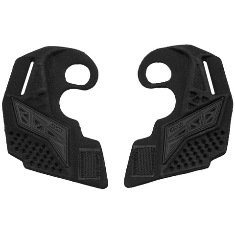 Empire EVS Replacement Ear Pieces - Black / Black