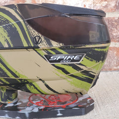 Used Virtue Spire 260 Paintball Loader - Tiger Stripe