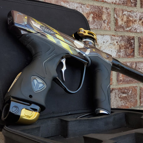 Used Dye M3+ Paintball Gun - Intercept