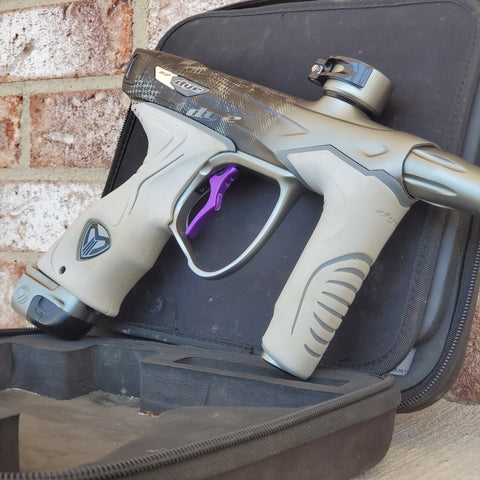 Used Dye M3+ Paintball Gun - PGA Blackout